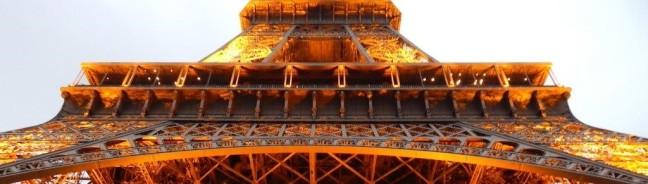 Torre Eiffel – Entardecer