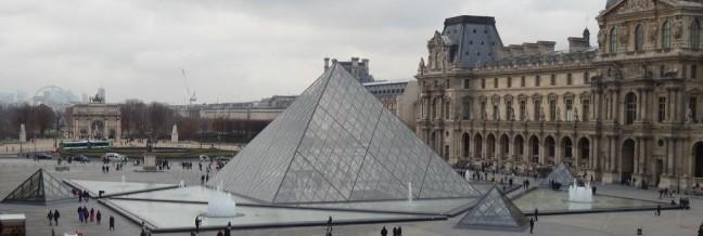 Museu do Louvre – Pirâmide