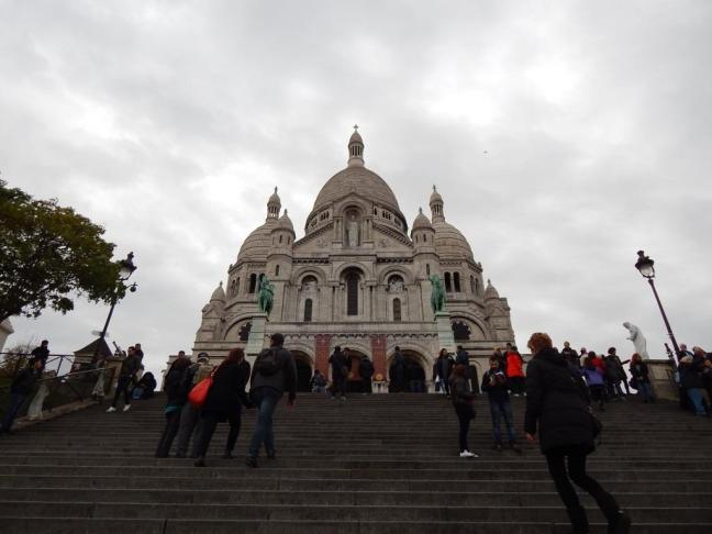 Basílica de Sacré Cœur