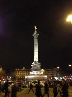 Praça da Bastilha