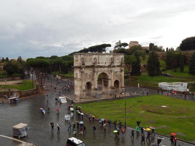 Entorno do Coliseu