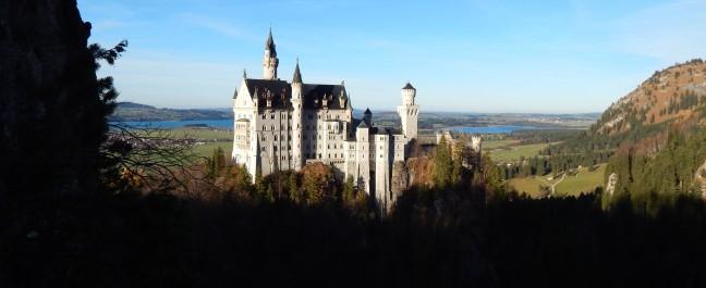Imagem: Castelo de Neuschwanstein - Foto Crédito: Cristiano Morley