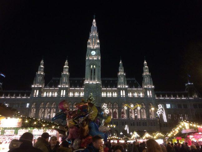 Rathaus de Viena