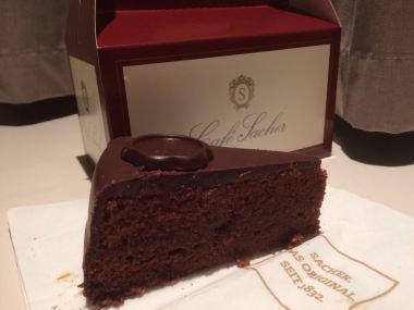 Torta Sacher, Hotel Sacher, Café Sacher, Viena