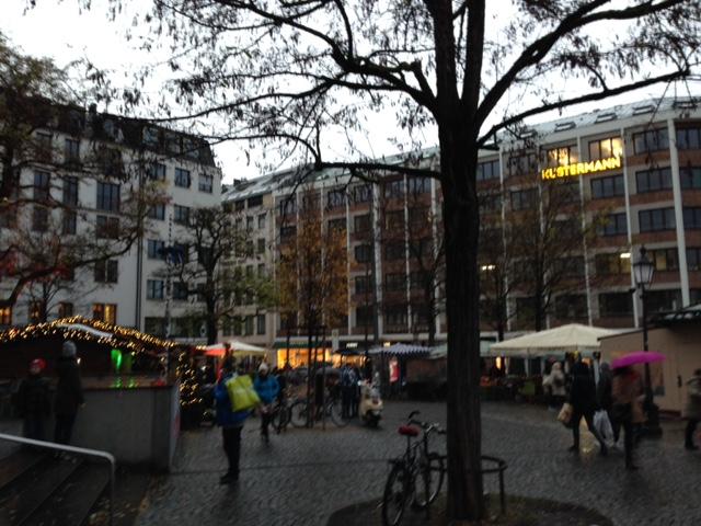 Viktualienmarkt, Munique