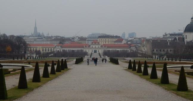Lower Belvedere, ou Belvedere de baixo