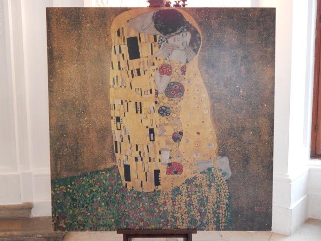Gustav Klimt, O Beijo
