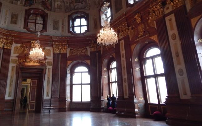 Palácio Belvedere, Viena