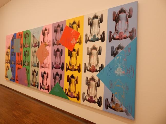 Albertina, Viena - Andy Warhol