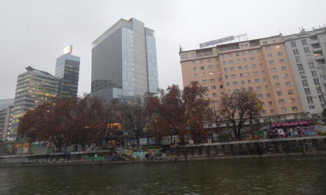 Canal do rio Danúbio