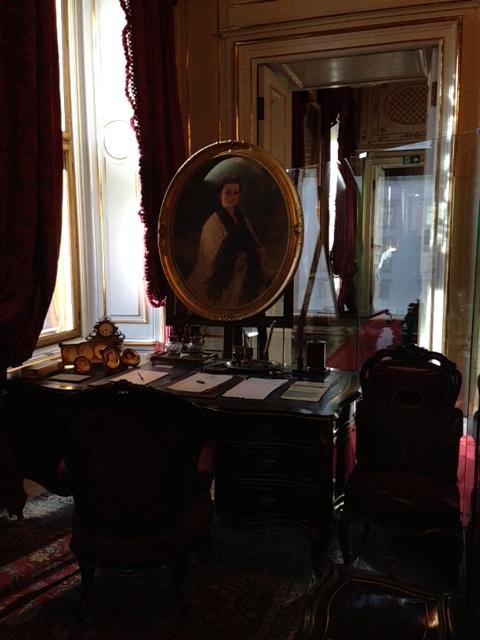 Escrivaninha de Franz
