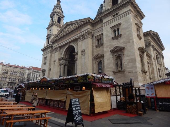 Basílica de Santo Estêvão - Budapeste/Hungria