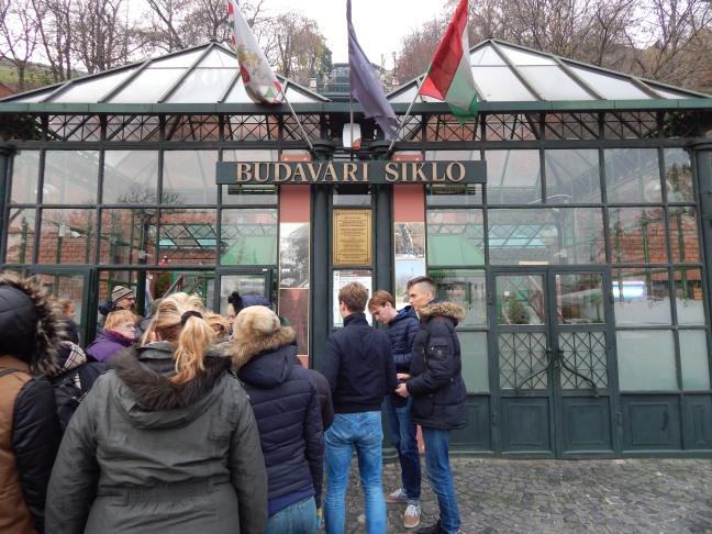 Funicular - Budapeste-Hungria
