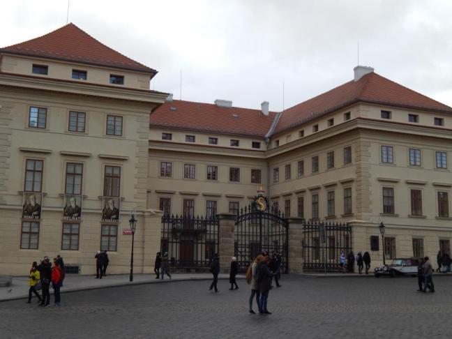 Castelo de Praga - Palácio Presidencial