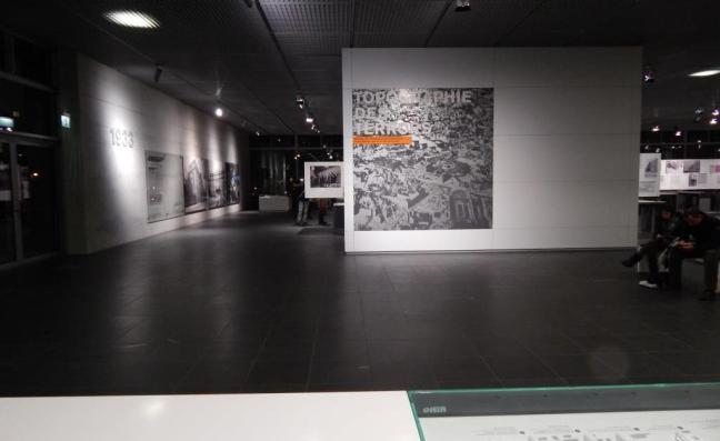 Topografia do Terror, Berlim, Alemanha