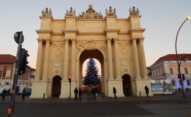 Portão de Brandemburgo de Potsdam