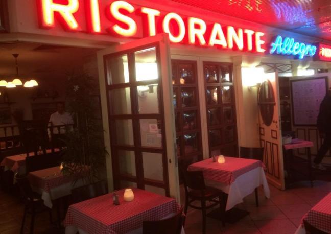 Ristorante Allegro, Europa Center