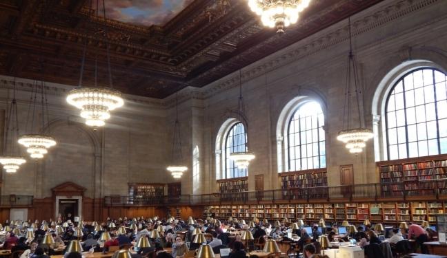 Biblioteca Pública de Nova York