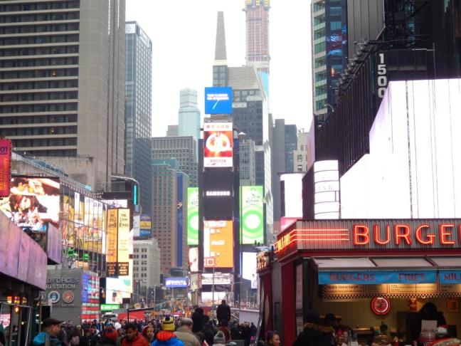 Times Square, Nova York