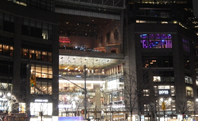 Columbus Circle - Time Warner Center