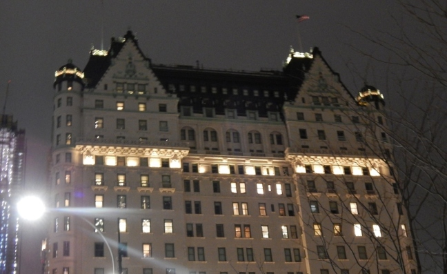 Hotel The Plaza, Nova York