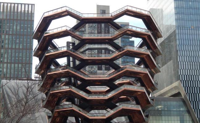 Hudson Yards Vessel