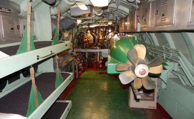 Submarino USS Growler