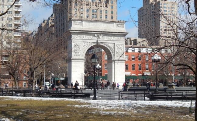 Arco do Triunfo de Nova York