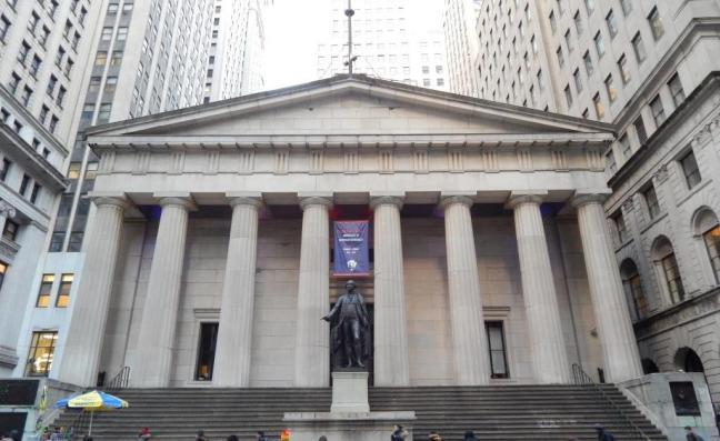 Federal Hall, Nova York