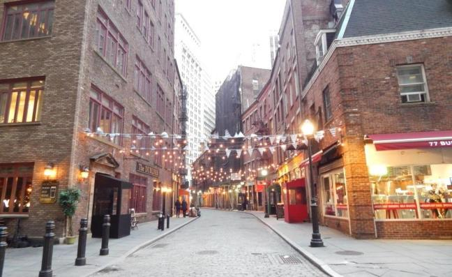 Stone Street, Nova York