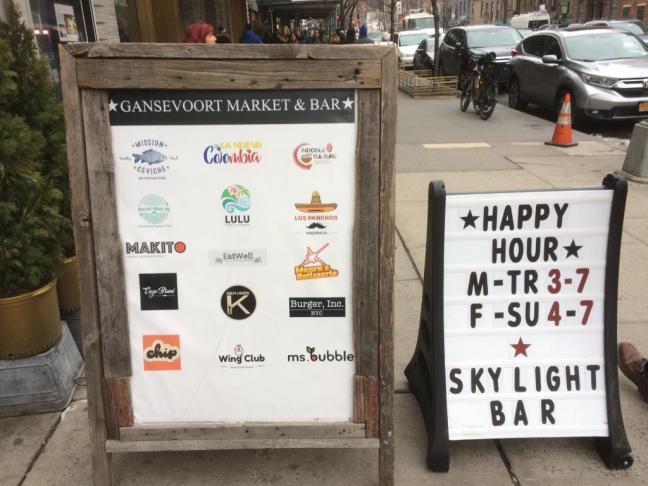Gansevoort Market & Bar