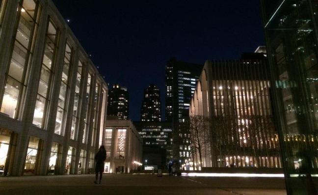 Lincoln Center - Nova York
