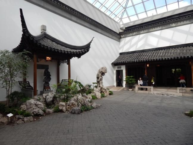 Ming Scholar's retreat
