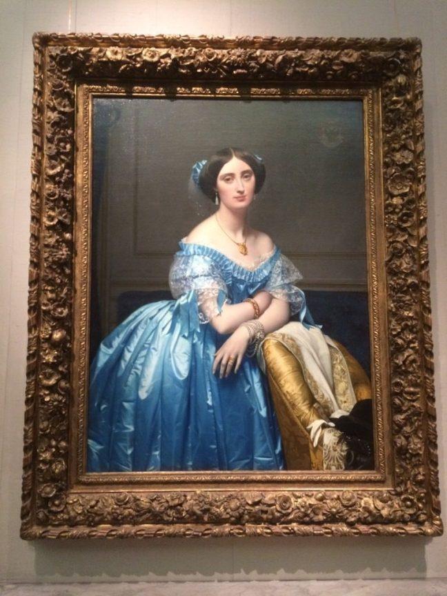 The Met Museum, The Metropolitan Museum of Art - o Retrato da Princesa de Broglie