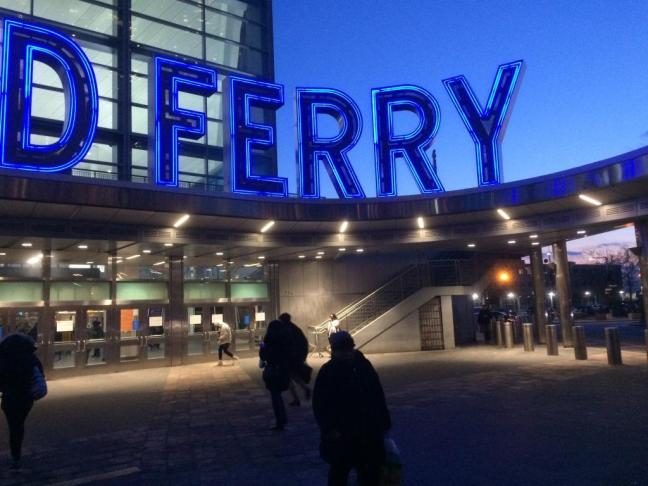 Staten Island Ferry, Nova York